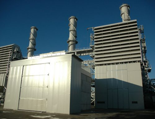 MATIS realizza la Barriera antirumore per la centrale di Tengiz in Kazakhistan